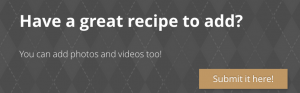 Share Your Recipes, Photos, Videos, Add Links To Your Blog, Facebook, etc.